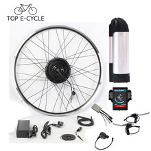 E-Bike Top 500 W Bafang Roda Do Motor Ebike Elétrica Bicicleta Kit De Conversão China